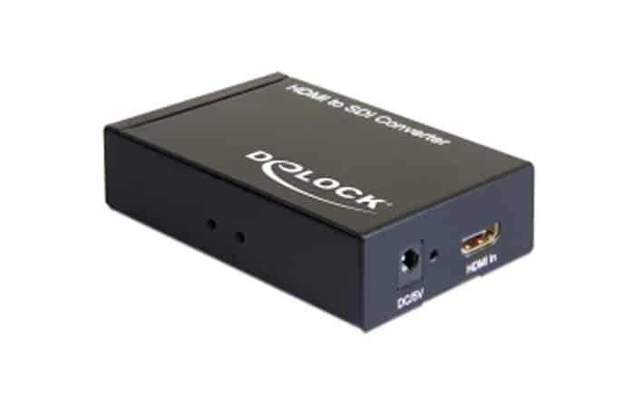 Delock Videokonverter HDMI / 3G-SDI