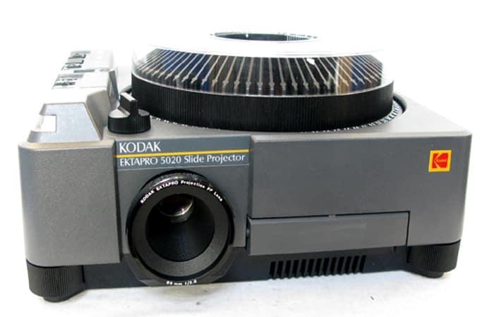 Kodak Ekta Pro Diaprojektor mieten in Hamburg